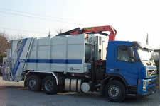спецтехника для вывоза твердых бытовых отходов